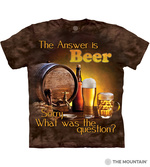 T-SHIRTS - THE MOUNTAIN - Beer Outdoor (M)
