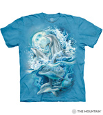 T-SHIRTS - THE MOUNTAIN - Bergsma Dolphins (S)