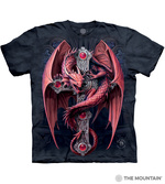 T-SHIRTS - THE MOUNTAIN - Gothic Guard (S)