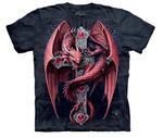 T-SHIRTS - THE MOUNTAIN - Gothic Guardian (XL)