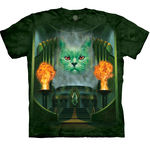 T-SHIRTS - THE MOUNTAIN - Cat Great & Powerful (XL)