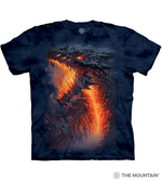 T-SHIRTS - THE MOUNTAIN - Lavaborn (XL)