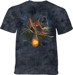 T-SHIRTS - THE MOUNTAIN - Eruption (XL)