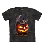 T-SHIRTS - THE MOUNTAIN - Anne Stokes Trick or Treat (M)