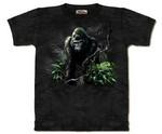 T-SHIRTS - THE MOUNTAIN - CHILDRENS SIZES - Mountain Gorilla (CXL) - TILBUD (så længe lager haves, der tages forbehold for udsolgte varer)