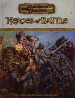 DUNGEONS & DRAGONS - Heroes of Battle HC - TILBUD (så længe lager haves, der tages forbehold for udsolgte varer)