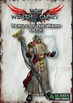 WARHAMMER 40K WRATH & GLORY - Perils of the Warp Deck