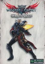 WARHAMMER 40K WRATH & GLORY - Wrath Deck