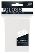 SLEEVES - Clear 50ct DP Pack