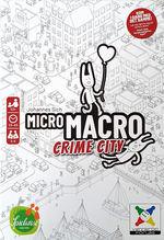 MICRO MACRO CRIME CITY - Micro Macro Crime City (Dansk)