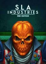 SLA INDUSTRIES 2ND - SLA Industries RPG 2nd Edition  SLA Industries RPG 2nd Edition