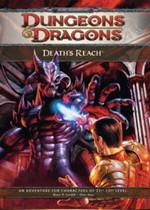 DUNGEONS & DRAGONS 4TH - Death's Reach (E1) - TILBUD (så længe lager haves, der tages forbehold for udsolgte varer)