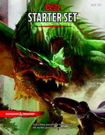 DUNGEONS & DRAGONS NEXT (5TH ED.) - D&D Next RPG Starter Set