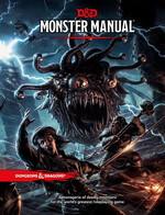 DUNGEONS & DRAGONS NEXT (5TH ED.) - D&D Next RPG - Monster Manual