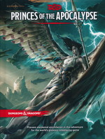 DUNGEONS & DRAGONS NEXT (5TH ED.) - Princes of the Apocalypse - Elemental Evil