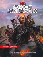 DUNGEONS & DRAGONS NEXT (5TH ED.) - Sword Coast Adventurers Guide
