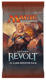 MAGIC THE GATHERING - Aether Revolt Booster Display (36)