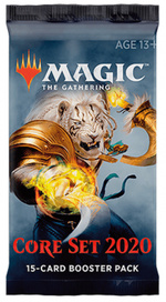 MAGIC THE GATHERING - 2020 Booster