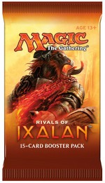 MAGIC THE GATHERING - Rivals of Ixalan Booster Pack