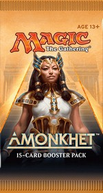 MAGIC THE GATHERING - Amonkhet Booster