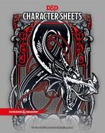 DUNGEONS & DRAGONS NEXT (5TH ED.) - Character Sheets