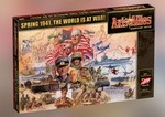 AXIS & ALLIES - Axis and Allies Anniversary Edition - TILBUD (så længe lager haves, der tages forbehold for udsolgte varer)  Axis and Allies Anniversary Edition