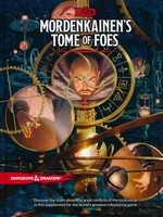 DUNGEONS & DRAGONS NEXT (5TH ED.) - Mordenkainen`s Tome of Foes