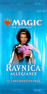 MAGIC THE GATHERING - Ravnica Allegiance Booster