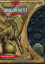 DUNGEONS & DRAGONS NEXT - Waterdeep - Dragon Heist Dice