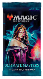 MAGIC THE GATHERING - Ultimate Masters Booster