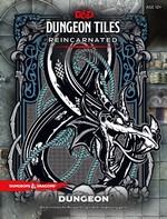 DUNGEONS & DRAGONS NEXT (5TH ED.) - Dungeon Tiles Reincarnated - Dungeon