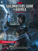 DUNGEONS & DRAGONS NEXT (5TH ED.) - Guildmasters` Guide to Ravnica