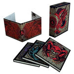 DUNGEONS & DRAGONS NEXT - Dungeons and Dragons RPG: Core Rulebook Gift Set Limited Alternate Covers