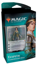 MAGIC THE GATHERING - Theros Beyond Death - Elspeth Planeswalker Deck