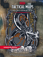DUNGEONS & DRAGONS NEXT (5TH ED.) - Tactical Maps Reincarnated