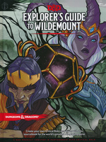 DUNGEONS & DRAGONS NEXT (5TH ED.) - Explorer's Guide to Wildemount