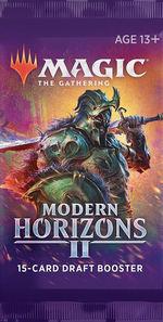 MAGIC THE GATHERING - Modern Horizons II Draft Booster