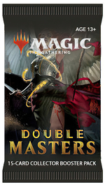 MAGIC THE GATHERING - Double Masters Draft Booster