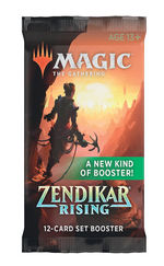 MAGIC THE GATHERING - Zendikar Rising Set Booster