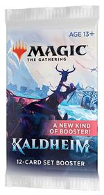 MAGIC THE GATHERING - Kaldheim Set Booster Display