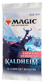 MAGIC THE GATHERING - Kaldheim Set Booster