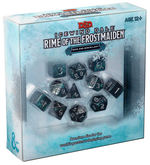 DUNGEONS & DRAGONS NEXT - Icewind Dale - Rime of the Frostmaiden Dice Set