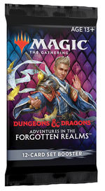 MAGIC THE GATHERING - Adventures in the Forgotten Realms Set Booster