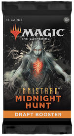 MAGIC THE GATHERING - Innistrad - Midnight Hunt Draft Booster