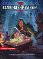 DUNGEONS & DRAGONS NEXT (5TH ED.) - Candlekeep Mysteries Hard Cover