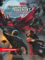 DUNGEONS & DRAGONS NEXT (5TH ED.) - Van Richten`s Guide to Ravenloft Hard Cover