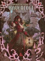 DUNGEONS & DRAGONS NEXT (5TH ED.) - Van Richten`s Guide to Ravenloft Hard Cover - Alternate Cover