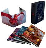 DUNGEONS & DRAGONS NEXT (5TH ED.) - D&D RPG Core Rulebooks Gift Set (Player+DMG+Monster+GM Screen)