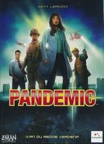 PANDEMIC - DANSK - Pandemic (dansk version) - Super Tilbud