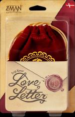 LOVE LETTER - DANSK - Love Letter (New Edition, Bag) (Dansk)